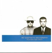 pet shop boys - discography: the complete singles collection - cd