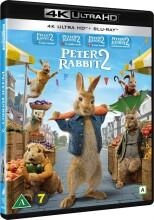 peter kanin 2 - hopper hjemmefra - 4k Ultra HD Blu-Ray