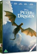peter og dragen - 2016 - disney - DVD