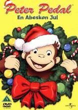 peter pedal - hav en abeskøn jul - DVD