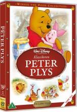 peter plys klassikeren / the many adventures of winnie the pooh - disney - DVD