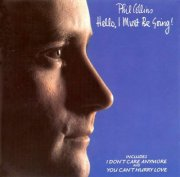 phil collins - hello i must be going - cd