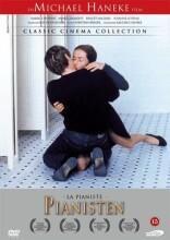 pianisten / la pianiste - DVD
