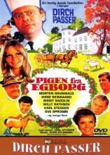 pigen fra egborg - DVD