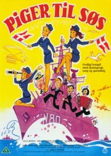 piger til søs - DVD