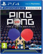 ping pong (vr) - PS4