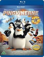 pingvinerne fra madagascar - the movie - Blu-Ray