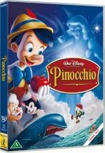 pinocchio - disney - DVD