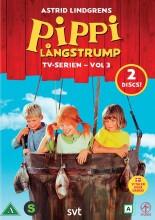 pippi langstrømpe - box 3 - DVD