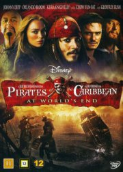 pirates of the caribbean 3 - ved verdens ende - DVD