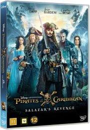 pirates of the caribbean 5 - salazars hævn - DVD