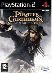 pirates of the caribbean - at world's end - PS2