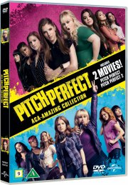 pitch perfect 1 // pitch perfect 2 - DVD