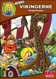 pixeline lær om vikinger - kongekampen - PC