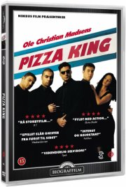 pizza king - DVD