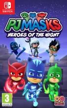 pj masks: heroes of the night - Nintendo Switch