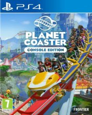 planet coaster - PS4