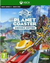 planet coaster - xbox one