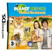 planet rescue - animal emergency - nintendo ds