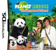 planet rescue: endangered island - nintendo ds