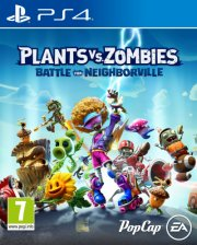 plants vs. zombies: battle for neighborville (nordic) - PS4