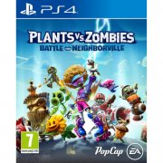 plants vs. zombies: battle for neighborville - PS4