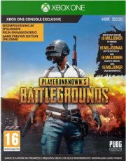 playerunknown's battlegrounds (code in a box) - xbox one