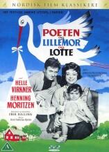 poeten og lillemor og lotte - DVD