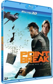 point break - 3D Blu-Ray