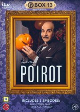 poirot - boks 13 - DVD