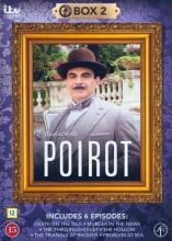 poirot - boks 2 - DVD