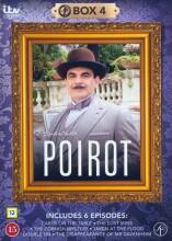 poirot - boks 4 - DVD