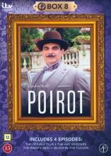 poirot - boks 8 - DVD