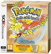 pokemon gold (code in a box) - nintendo 3ds
