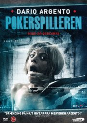 pokerspilleren / the card player - DVD