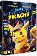 pokémon detective pikachu - DVD