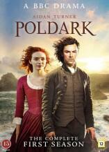 poldark - sæson 1 - DVD