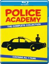 politiskolen / police academy 1-7 box set - Blu-Ray