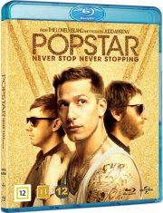 popstar: never stop never stopping - Blu-Ray