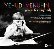 yehudi menuhin - pour les enfants - cd