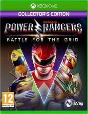 power rangers: battle for the grid (collector's edition) - xbox one