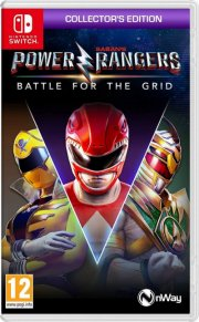 power rangers: battle for the grid (collector's edition) - Nintendo Switch