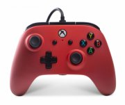 powera xbox one enhanced wired - crimson fade - xbox one