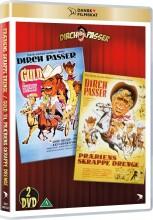 præriens skrappe drenge 1+2 boks - DVD