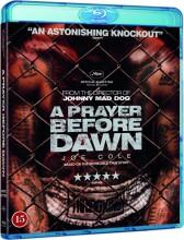 a prayer before dawn - Blu-Ray