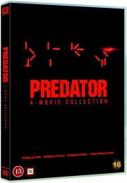 predator 1-4 collection - DVD