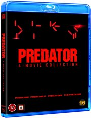 predator 1-4 collection - Blu-Ray
