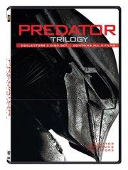 predator trilogy - DVD