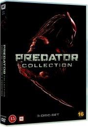predator 1 // predator 2 // predator 3 - DVD