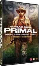 primal - nicolas cage - 2019 - DVD